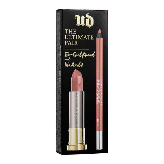 Urban Decay The Ultimate Pair Ex-Girlfriend and Naked2