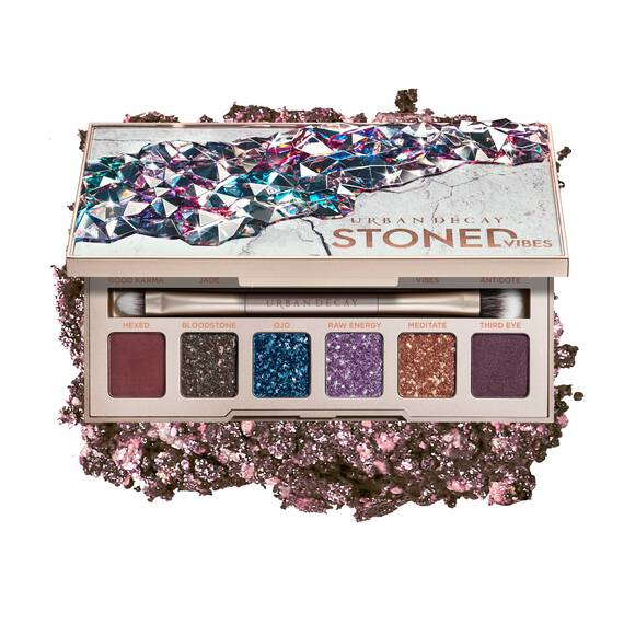 Stoned Vibes Eyeshadow Palette in color