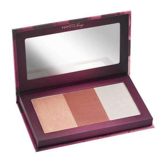Naked Cherry Highlight and Blush Palette | Urban Decay Cosmetics