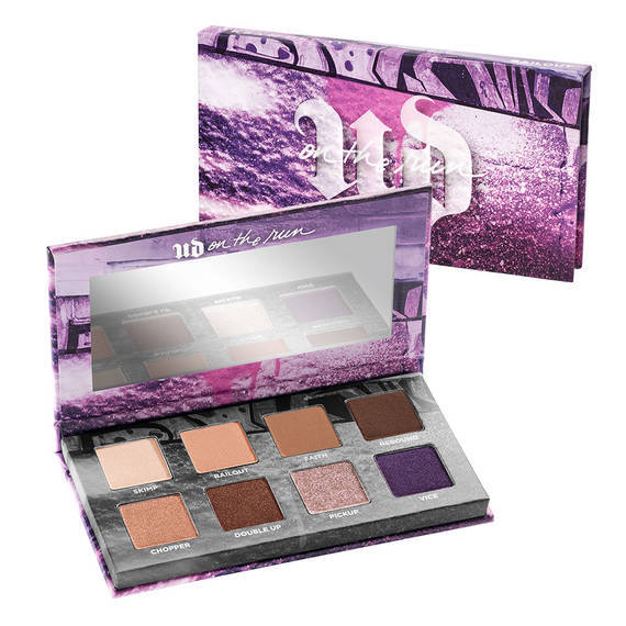 On The Run Mini Palette in color Bailout