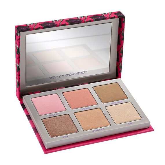 Sin Afterglow Highlighter Palette 8-Hour Highlighter + Blush | Urban Decay Cosmetics