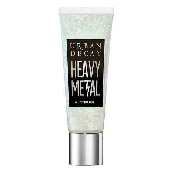 Heavy Metal gel pailletté in color Distortion