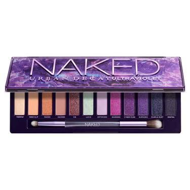 Naked Ultraviolet Eyeshadow Palette