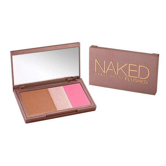 Naked Flushed in color Native