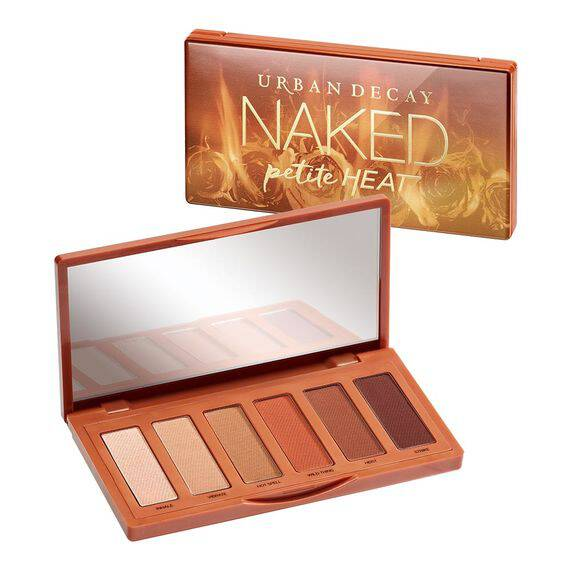 Naked Petite Heat | Urban Decay Cosmetics