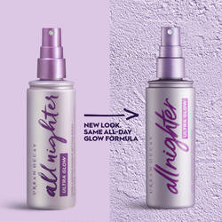 All Nighter Ultra Glow fixateur de maquillage en vaporisateur