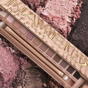 Palette d'ombres a paupieres Naked3