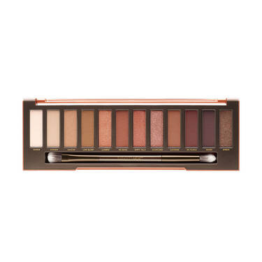 Palette d'ombres a paupieres Naked Heat