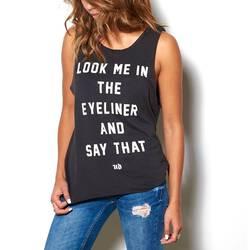 Eyeliner Muscle Tee