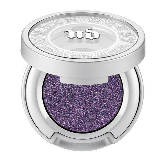 light purple w/pink-blue 3-D sparkle and shift