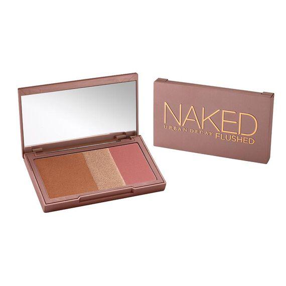 Naked Flushed in color Strip