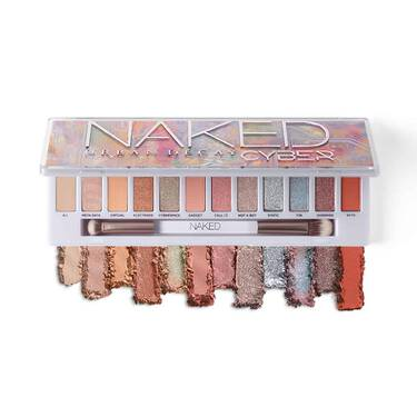 Palette d'ombres a paupieres Naked Cyber